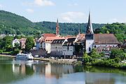 Neckargemünd am Neckar, Baden-Württemberg, Deutschland | Neckargemünd on Neckar, Baden-Württemberg, Deutschland