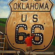 Published:<br /> First Place Outdoor Advertising Route 66 Photo Contest 2010<br /> Best of Show Route 66 Photo Contest 2010 <br /> Oklahoma Photographer