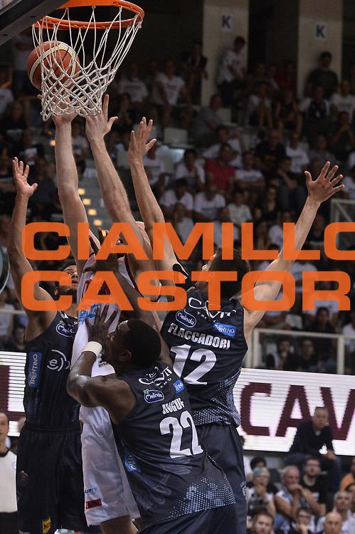Hrvoje Peric<br /> Dolomiti Energia Aquila Basket Trento - Umana Reyer Venezia<br /> Playoff Gara 3<br /> Lega Basket 2016/2017<br /> Trento 14/06/2017<br /> Foto Ciamillo-Castoria