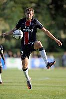 FOOTBALL - FRIENDLY GAMES 2010/2011 - PSG v LEGIA VARSOVIE - 23/07/2010 - PHOTO JEAN MARIE HERVIO / DPPI - MATHIEU BODMER (PSG)
