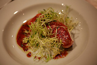 daniel rose- restaurant spring paris.Duck