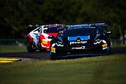 August 25-27, 2017: Lamborghini Super Trofeo at Virginia International Raceway. Trent Hindman, Riccardo Agostini (Pro), Prestige Performance, Lamborghini Paramus, Lamborghini Huracan LP620-2