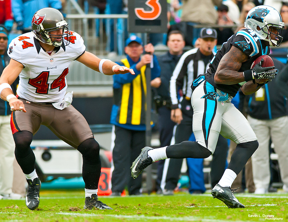 Carolina Panthers vs Tampa Bay Buccaneers<br />