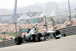 29.10.2011, Jaypee-Circuit, Noida, IND, F1, Grosser Preis von Indien, Noida, im BildNico Rosberg (GER), Mercedes GP // during the Formula One Championships 2011 Large price of India held at the Jaypee-Circui 2011-10-29  EXPA Pictures © 2011, PhotoCredit: EXPA/ nph/  Dieter Mathis       ****** out of GER / CRO  / BEL ******