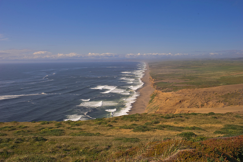 Point Reyes National Seashore, California, South Beach