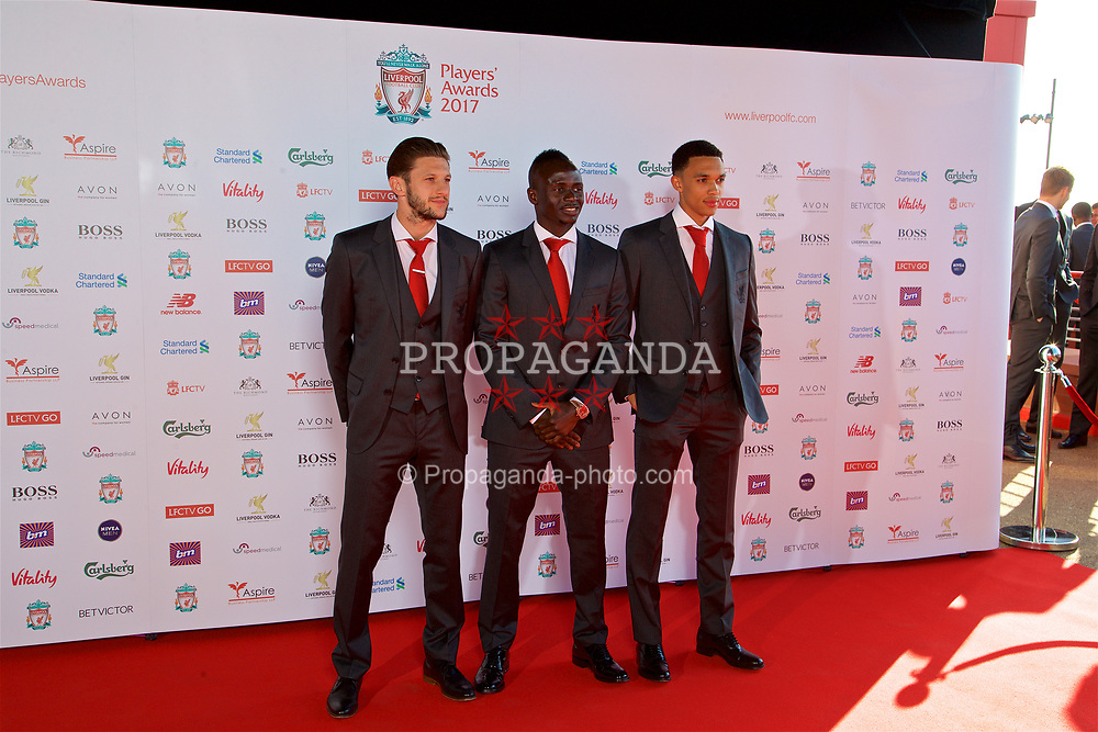 ¿Cuánto mide Sadio Mané? - Real height 170509-034-Liverpool-FC-Players-Awards-2017
