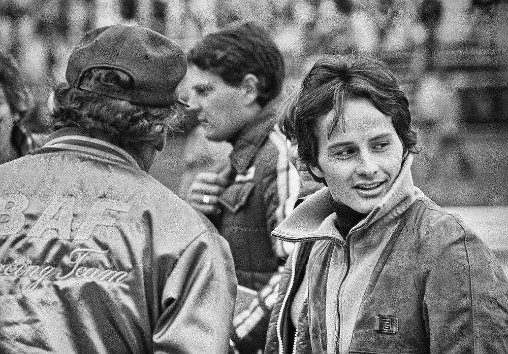 Canadian Gilles Villeneuve arrived at the 1977 United States Grand Prix with his wife Joanne and a Ferrari contract, signed by Commendatore Enzo Ferrari. <br /> <br /> While talking to his great friend Patrick Tambay and other racing friends, he couldn't help occasionally stealing a look at the Ferrari 312T2 he would drive in one week at the Canadian Grand Prix at Mosport.<br /> <br /> Little did he know how his journey would change his simple life forever. <br /> <br /> A year later, he would win his first Grand Prix in Canada, followed by five more victories. <br /> <br /> His total commitment to be the fastest driver regardless of the consequences captured the imagination and the adulation of millions of Ferrari tifosi and Grand Prix fans worldwide. <br /> <br /> And in six years he would be gone.