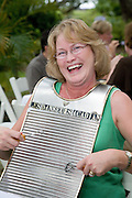 Seafood dinner, Cajun music, and dancing at Victoria Inn and Gardens for Pinnacle Events
