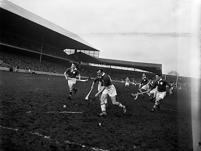 Interprovincial Railway Cup Hurling Final,.Munster v Leinster, .17.03.1960, 03.17.1960, 17th March 1960,
