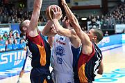 DESCRIZIONE : Cantù Lega A 2014-15Acqua Vitasnella Cantù Acea Roma<br /> GIOCATORE : Giacomo Maspero<br /> CATEGORIA : Passaggio fallo<br /> SQUADRA : Acqua Vitasnella Cantù<br /> EVENTO : Campionato Lega A 2014-2015<br /> GARA : Acqua Vitasnella Cantù Acea Roma<br /> DATA : 11/01/2015<br /> SPORT : Pallacanestro <br /> AUTORE : Agenzia Ciamillo-Castoria/I.Mancini<br /> Galleria : Lega Basket A 2013-2014  <br /> Fotonotizia : Cantù Lega A 2013-2014 Acqua Vitasnella Cantù Acea Roma<br /> Predefinita :