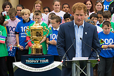 2015-06-10 Prince Harry launches 100 day Rugby World Cup Tour