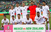 Fifa Confederations Cup Russia 2017 / <br /> New Zealand National Team - Preview Set - <br /> New Zealand National Team Group