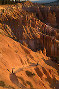 Photographer, Bryce Canyon National Park, Utah
