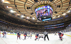 March 18, 2015: Chicago Blackhawks at NY Rangers