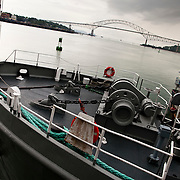 Panamax Operation is a joint exercise to reinforce security at the Panama Canal. photo: Tito Herrera