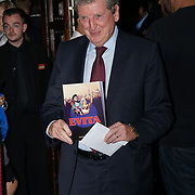 Phoenix Theatre, London,UK. 2nd August 2017. Roy Hodgson attends Evita - Press Night.