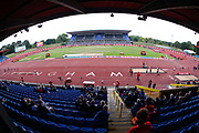 A general view prior to the Muller Grand Prix 2018 at Alexander Stadium, Birmingham, United Kingdom on 18 August 2018. Picture by Toyin Oshodi.