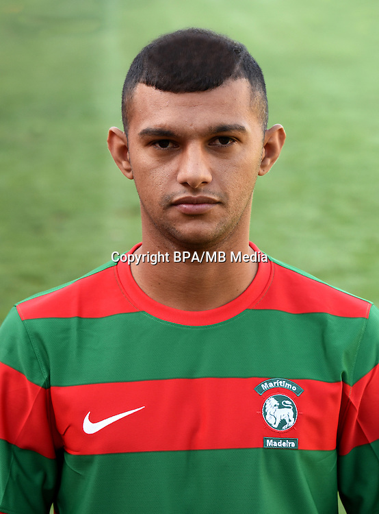 Portugal - Primera Liga NOS 2016-2017 /  <br /> ( CS Maritimo ) - <br /> Raul Michel Melo da Silva &quot; Raul Silva &quot;