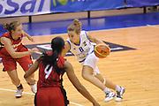 Cile 23/07/2011<br /> Campionato Mondiale Femminile U19<br /> Italia-Canada<br /> nella foto: Giulia Maffenini<br /> foto ciamillo-castoria