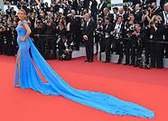 Blake Lively, Aishwarya Rai - The BFG, Cannes