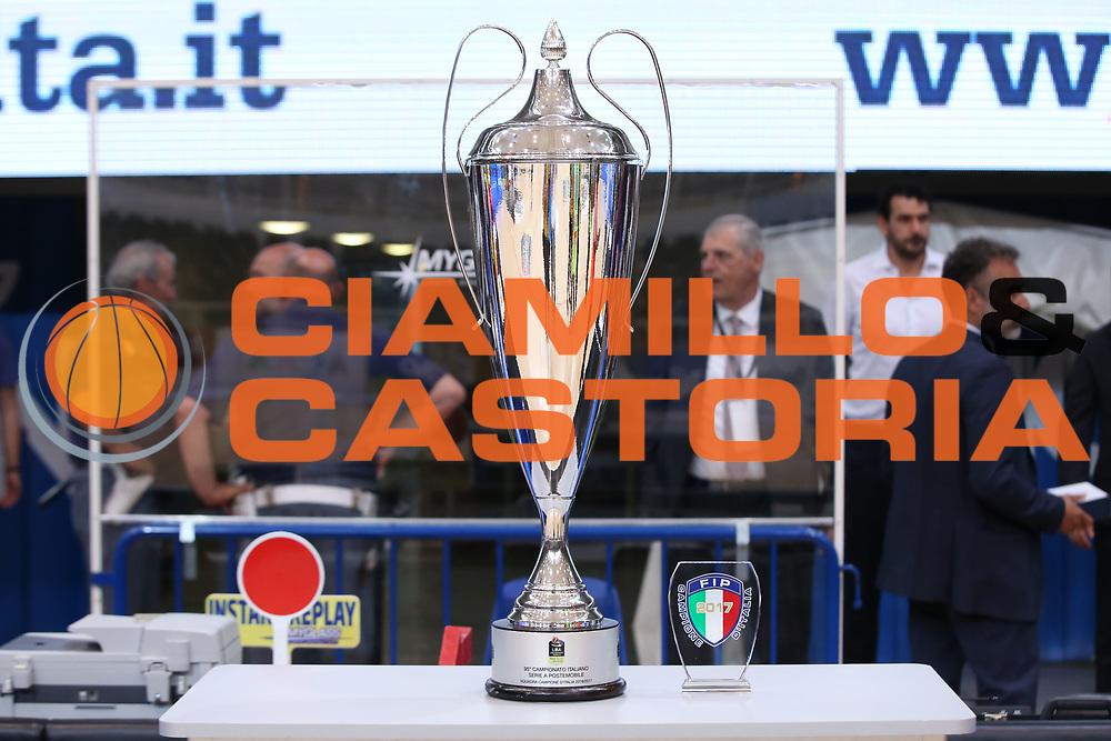 Coppa e scudetto 2017, Dolomiti Energia Trentino vs Umana Reyer Venezia LBA Serie A Playoff Finale gara 6 stagione 2016/2017 Pala Trento, Trento 20 giugno 2017