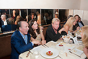 PEPE FANJUL; ARIANNA BOARDMAN; PAUL WILMOT; BLAINE TRUMP, Aby Rosen & Samantha Boardman Dinner at Solea,Collins ave,  Miami Beach. 2 December 2010. -DO NOT ARCHIVE-© Copyright Photograph by Dafydd Jones. 248 Clapham Rd. London SW9 0PZ. Tel 0207 820 0771. www.dafjones.com.