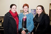 Kate Murray Clontuskert NS, Maura McAndrew Galway education Committee and Yvonne Ferguson Scoil Caitriona Jnr  Renmore at The Galway Education Centre for the launch of the annual Medtronic Foundation Programme. The programme which has been in existence for over ten years now includes the Medtronic Healthy Living Initiative, The Medtronic Scientist of The Future Project and The Medtronic KNEX Challenge..As part of their Healthy Living Initiative, The Medtronic Foundation partners with The Galway Education Centre to run a number of programmes in Galway City and County schools. In 2012, the Medtronic Foundation Community Connections programme included  gymnastics and skipping while a number of schools took part in the schools garden project. Perhaps the most ambitious was the heart dissection initiative which saw Medtronic staff in the classroom taking children as young as 6, step by step through a heart dissection!