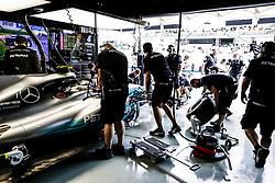 September 29, 2017 - Sepang, Malaysia - Motorsports: FIA Formula One World Championship 2017, Grand Prix of Malaysia, .#77 Valtteri Bottas (FIN, Mercedes AMG Petronas F1 Team) (Credit Image: © Hoch Zwei via ZUMA Wire)
