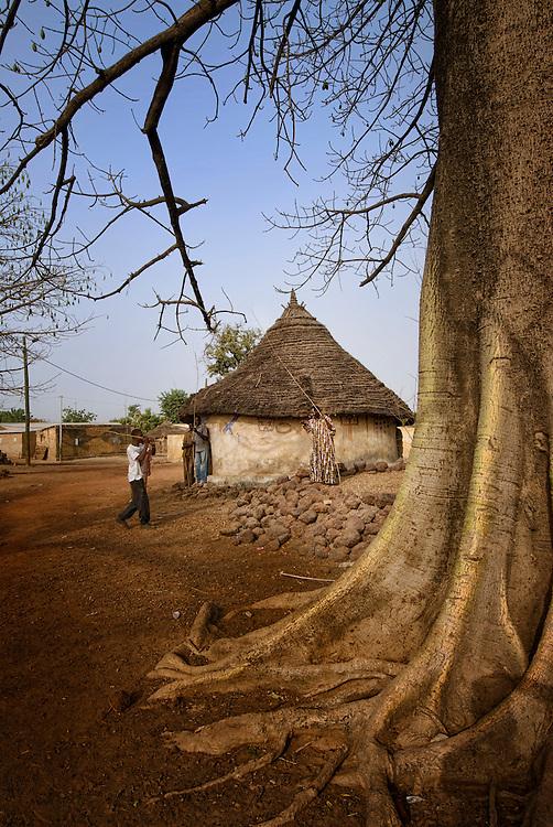 Kangaba Griot region near the holy house