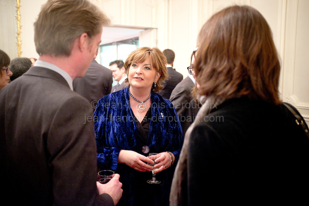 Visit of Fiona Hyslop, Scottish Government's Cabinet Secretary for Culture and External Affairs