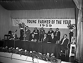 1959 – 30/12 Young Farmer of the Year, P Greaney, Co. Galway