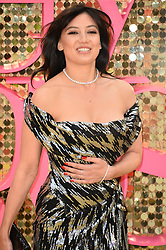 © Licensed to London News Pictures. 29/06/2016.  DAISY LOWE attends the ABSOLUTELY FABULOUS world film premiere. London, UK. Photo credit: Ray Tang/LNP