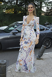 July 12, 2018 - Madrid, Spain - Ariadne Artiles attends Vogue 30th Anniversary Party at Casa Velazquez on July 12, 2018 in Madrid, Spain. (Credit Image: © Oscar Gonzalez/NurPhoto via ZUMA Press)