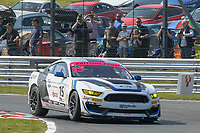 #15 Scott Maxwell / Seb Priaulx Multimatic Motorsports Ford Mustang GT4 Silver GT4  during British GT Championship race one as part of the British F3 / GT Championship at Oulton Park, Little Budworth, Cheshire, United Kingdom. April 22 2019. World Copyright Peter Taylor/PSP. Copy of publication required for printed pictures.