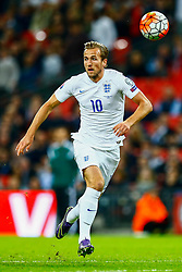 Harry Kane of England - Mandatory byline: Jason Brown/JMP - 07966 386802 - 09/10/2015- FOOTBALL - Wembley Stadium - London, England - England v Estonia - Euro 2016 Qualifying - Group E