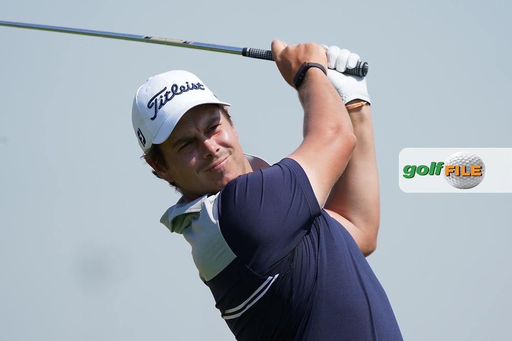 Lars Van Meijel (NED) during the second round of the Commercial Bank Qatar Masters 2020, Education City Golf Club , Doha, Qatar. 06/03/2020<br /> Picture: Golffile   Phil Inglis<br /> <br /> <br /> All photo usage must carry mandatory copyright credit (© Golffile   Phil Inglis)