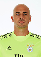 Portugal - Primera Liga NOS 2016-2017 /  <br /> ( Sl Benfica ) - <br /> Paulo Jorge Pedro Lopes