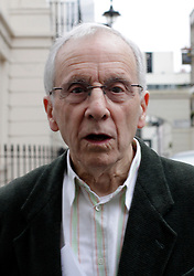 Andrew Sachs at Mosimanns restaurant,  London, United Kingdom. Sunday, 24th November 2013. Picture by Mike Webster / i-Images