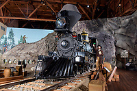 090-P96463<br /> CA State Railroad Museum<br /> &copy;2017, California State Parks.<br /> Photo by Brian Baer