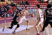 Giuliano Maresca<br /> Unicusano Roma - TWS Legnano<br /> Campionato Basket LNP 2016/2017<br /> Roma 26/02/2017<br /> Foto Ciamillo-Castoria