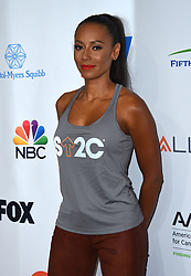 September 10, 2016 - Los Angeles, California, Etats-Unis - Mel B. @ the Stand Up To Cancer 2016 held @ the Walt Disney Concert Hall. September 9, 2016 (Credit Image: © Visual via ZUMA Press)