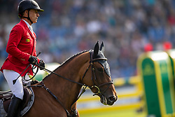 Schwizer Pius, SUI, Diawella D<br /> CHIO Aachen 2019<br /> Weltfest des Pferdesports<br /> <br /> © Hippo Foto - Dirk Caremans<br /> Schwizer Pius, SUI, Diawella D