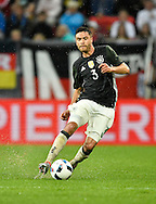 Jonas Hector of Germany during the International Friendly match at WWK Arena, Augsburg<br /> Picture by EXPA Pictures/Focus Images Ltd 07814482222<br /> 27/05/2016<br /> ***UK &amp; IRELAND ONLY***<br /> EXPA-EIB-160530-0175.jpg