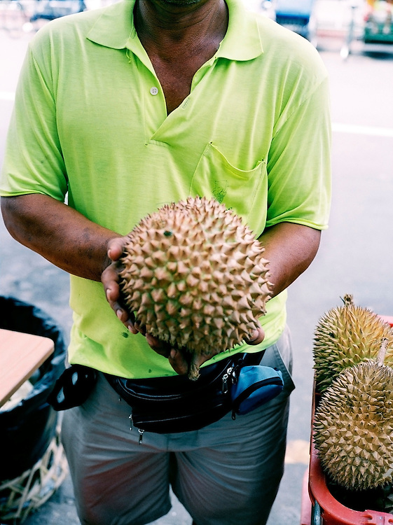 Fresh durian