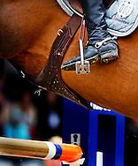 ROTTERDAM - Chio in Rotterdam tijdens de springwedstrijd. COPYRIGHT ROBIN UTRECHT