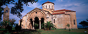TURKEY, NORTH COAST TRABZON; site of the last Byzantine court after the fall of Constantinople; the 13thC Haghia Sophia church,