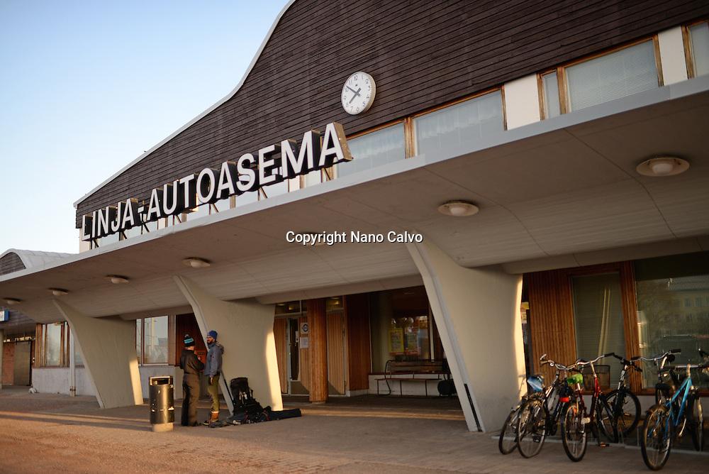 Rovaniemi Bus Station
