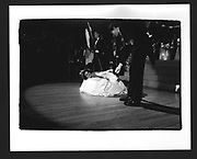 Shannon Kelly during the International Debutante Ball.Waldorf Astoria. New York. December 1989.