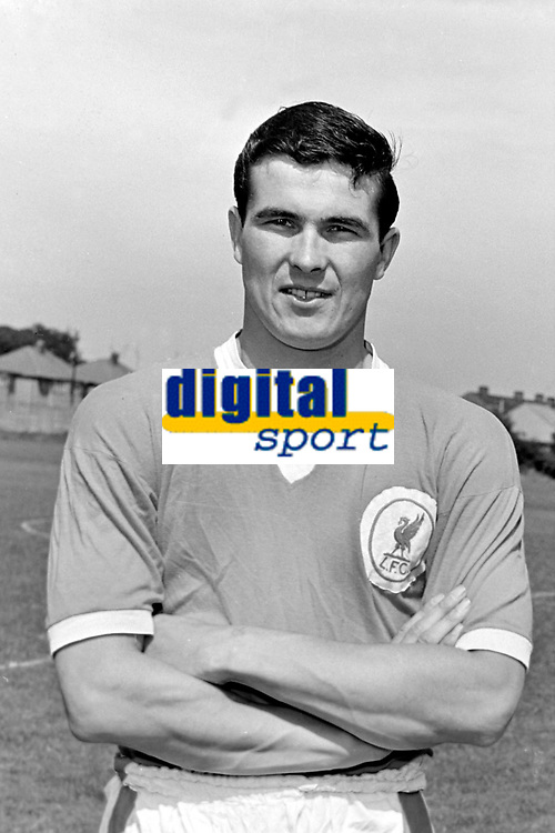 Fotball<br /> Liverpool<br /> Foto: Colorsport/Digitalsport<br /> NORWAY ONLY<br /> <br /> Ron Yeats (Liverpool) 1961/62