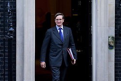 © Licensed to London News Pictures. 16/10/2012. LONDON, UK. Dominic Grieve, the Attorney General is seen leaving number 10 Downing Street after today's meeting of David Cameron's cabinet in London today (16/10/12). Photo credit: Matt Cetti-Roberts/LNP